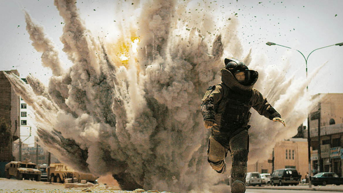 Dunkirk, The Hurt Locker, Saving Private Ryan, and More: Action-Packed War Movies To Watch