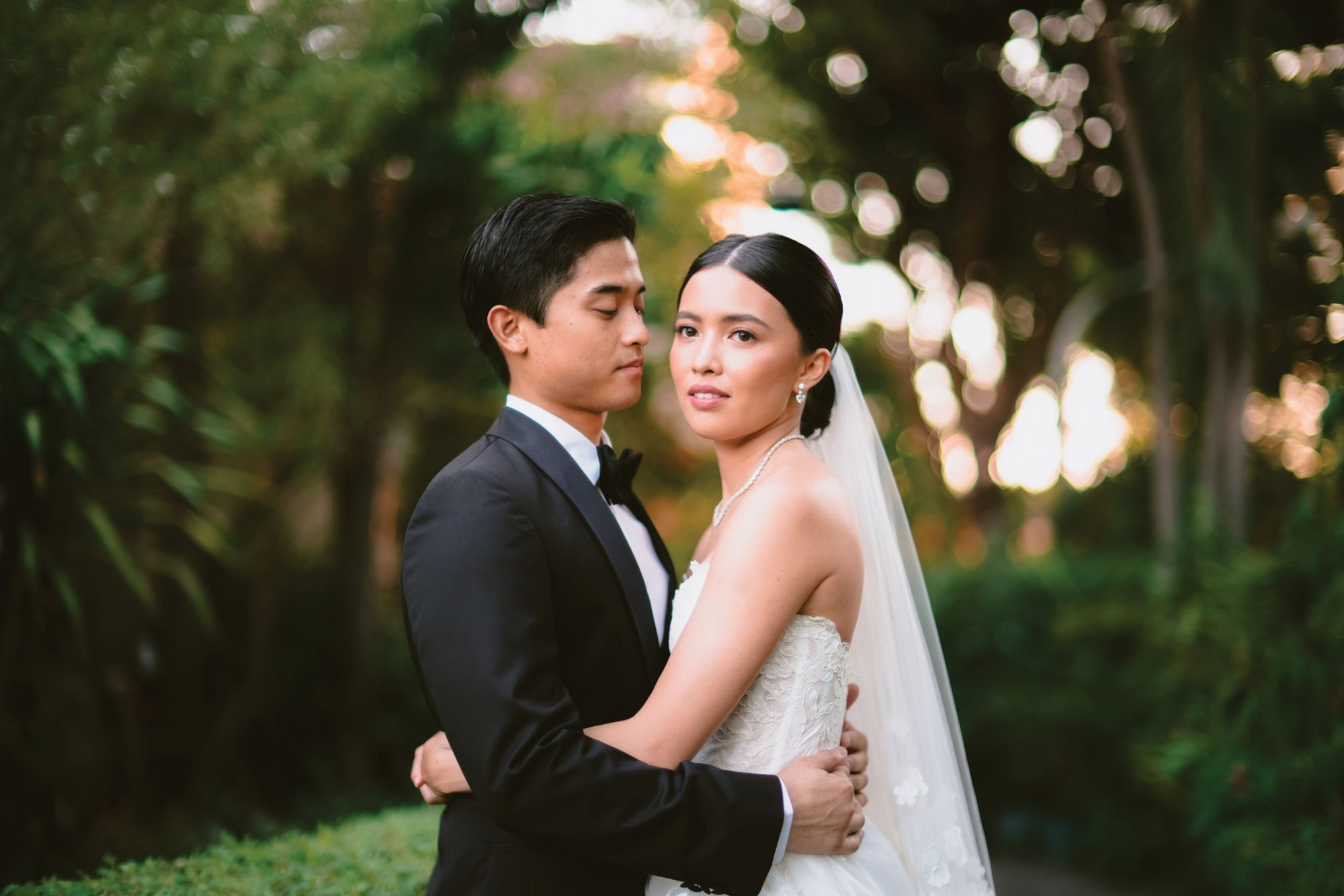 Catherine Concepcion & Javier Puno Tied The Knot After 9 years