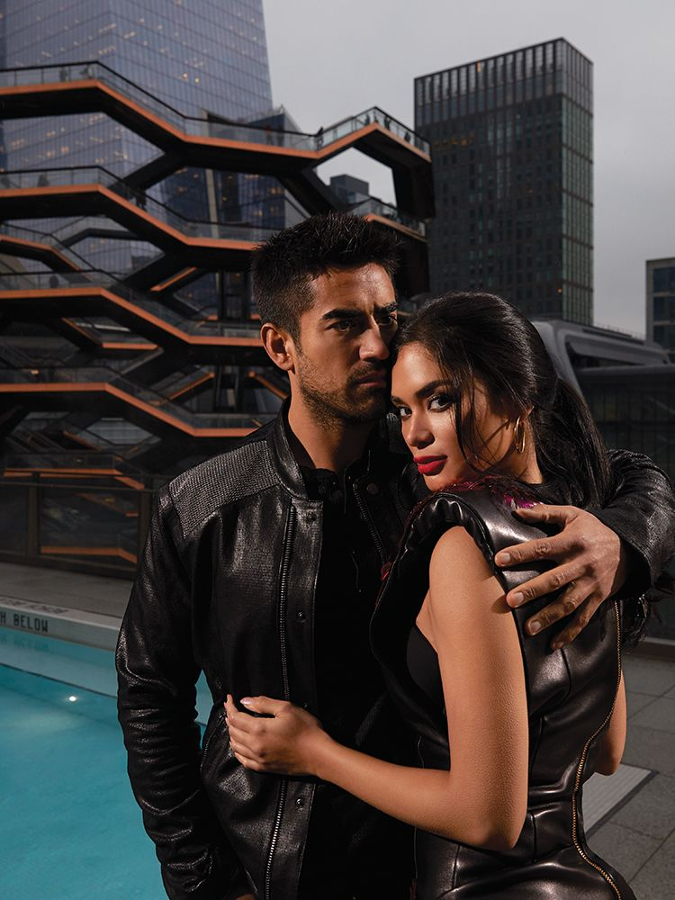 Jeremy Jauncey and Pia Wurtzbach Get Candid About Their Much-Talked-About Romance on Tatler's June Issue Cover