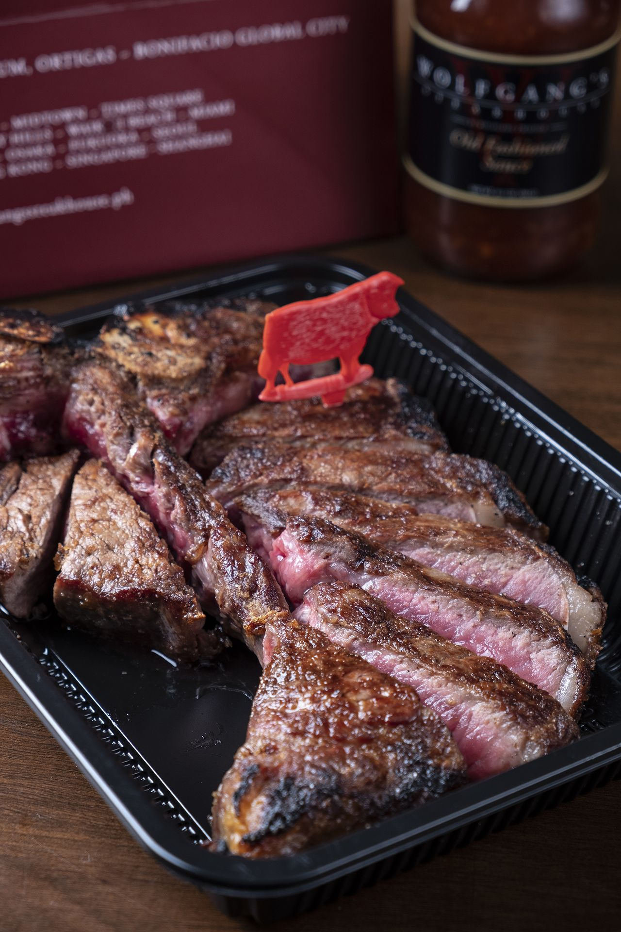 "Enjoy Steak At Home with Wolfgang's Steakhouse's ""New Normal"" Dining Options"