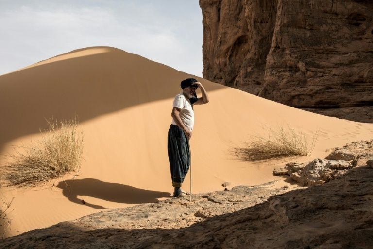 Travel Tales: On A Caravan With One Of The Sahara's Last European Explorers