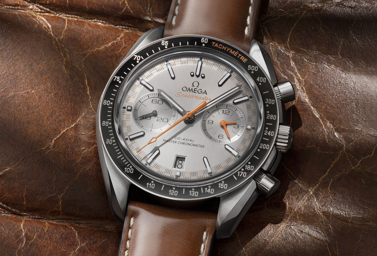 Father's Day 2020: This Omega Timepiece Is The Perfect Watch To Gift Dads And Car Enthusiasts Alike