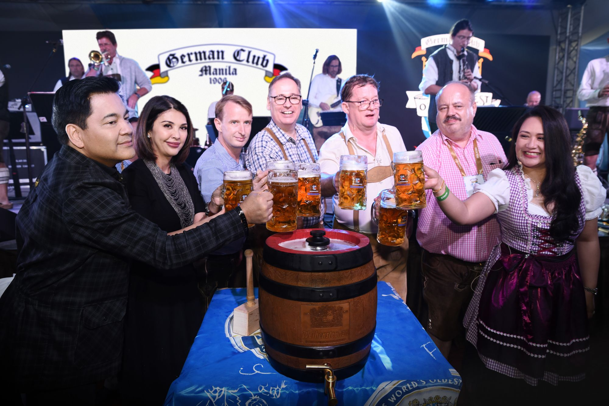 The German Club Manila and Solaire Cancel Oktoberfest 2020