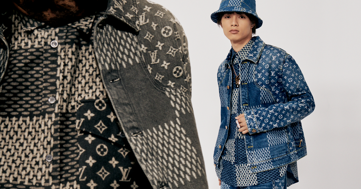 Virgil Abloh And Nigo Collaborate On Chic New Louis Vuitton Line