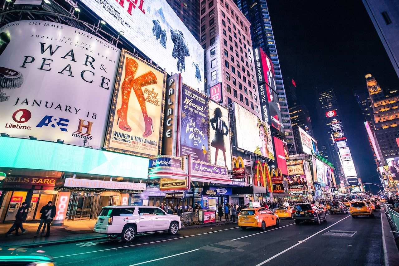 New York's Broadway District Could Remain Closed Until 2021