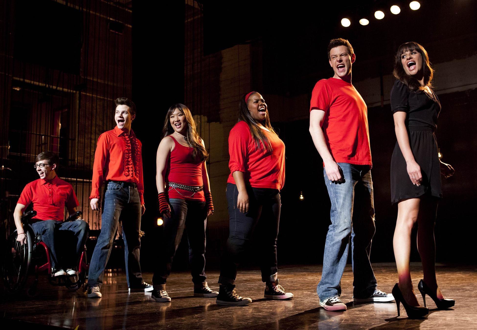 "A Look Back On ""Glee"", 2009's Landmark Musical TV Show"
