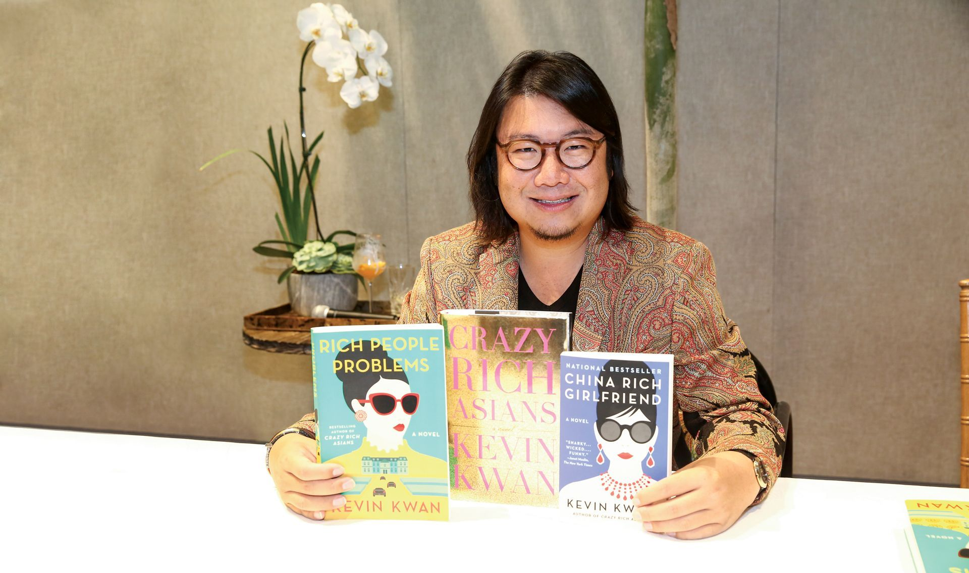 Crazy Rich Asians Author Kevin Kwan In Conversation With Tatler Philippines