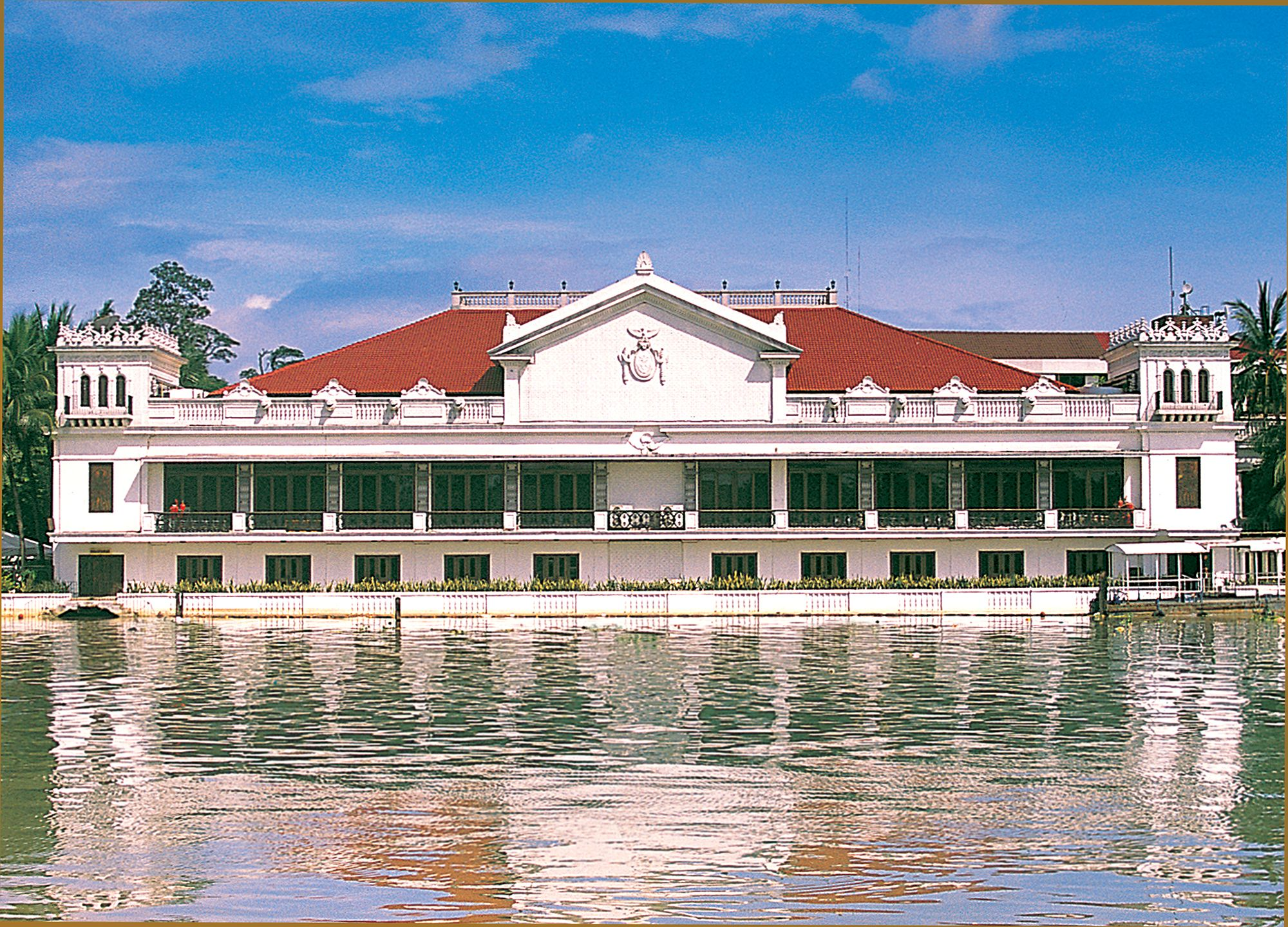 A Look Inside Malacañang—The Seat Of Power In The Philippines