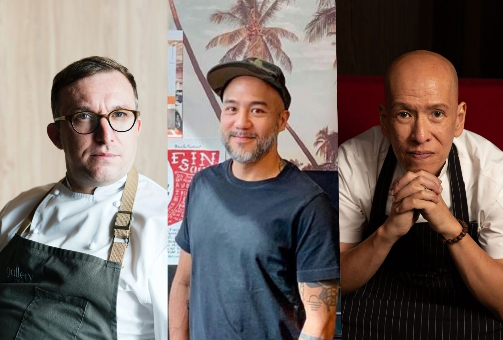 Bruce Ricketts, JP Anglo, And More: Seasoned Chefs In The Philippines Talk About Who & What Inspired Their Journey