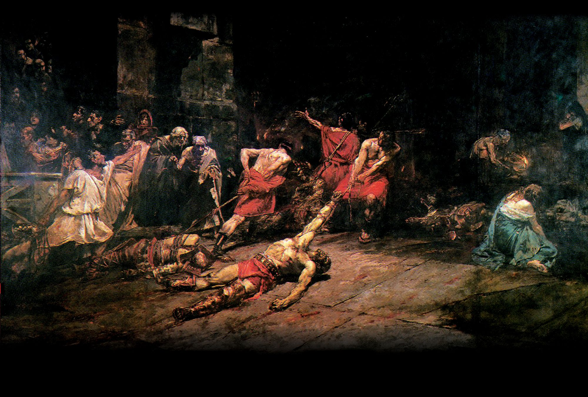From The Archives: The Tragic Life And Legacy Of Filipino Painter Juan Luna