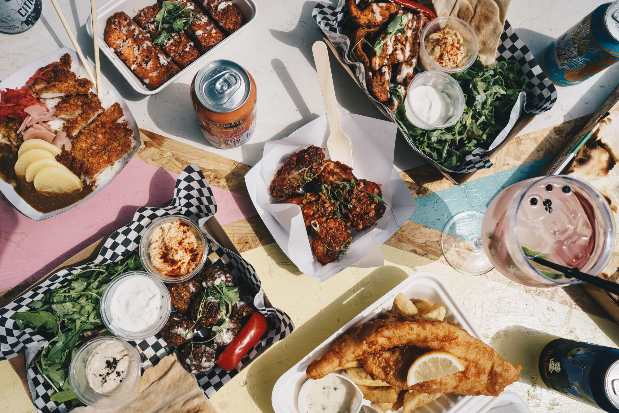 Dining Disruptor: All About The Take-Out Economy Born During Quarantine