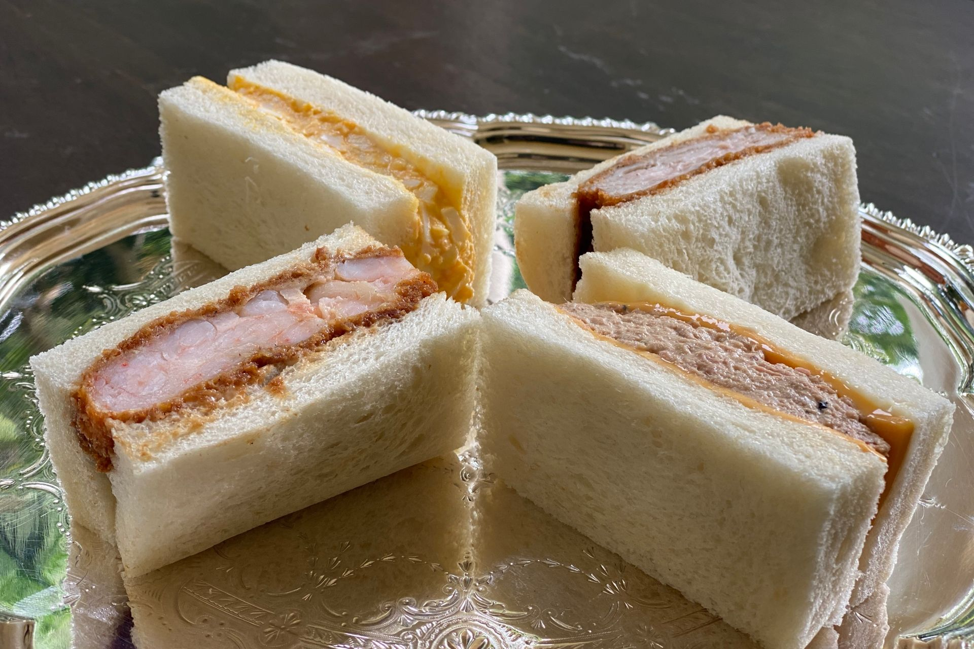 Dining Update: Mister Sando Brings Beloved Japanese Convenience Store Sandwiches To The Metro