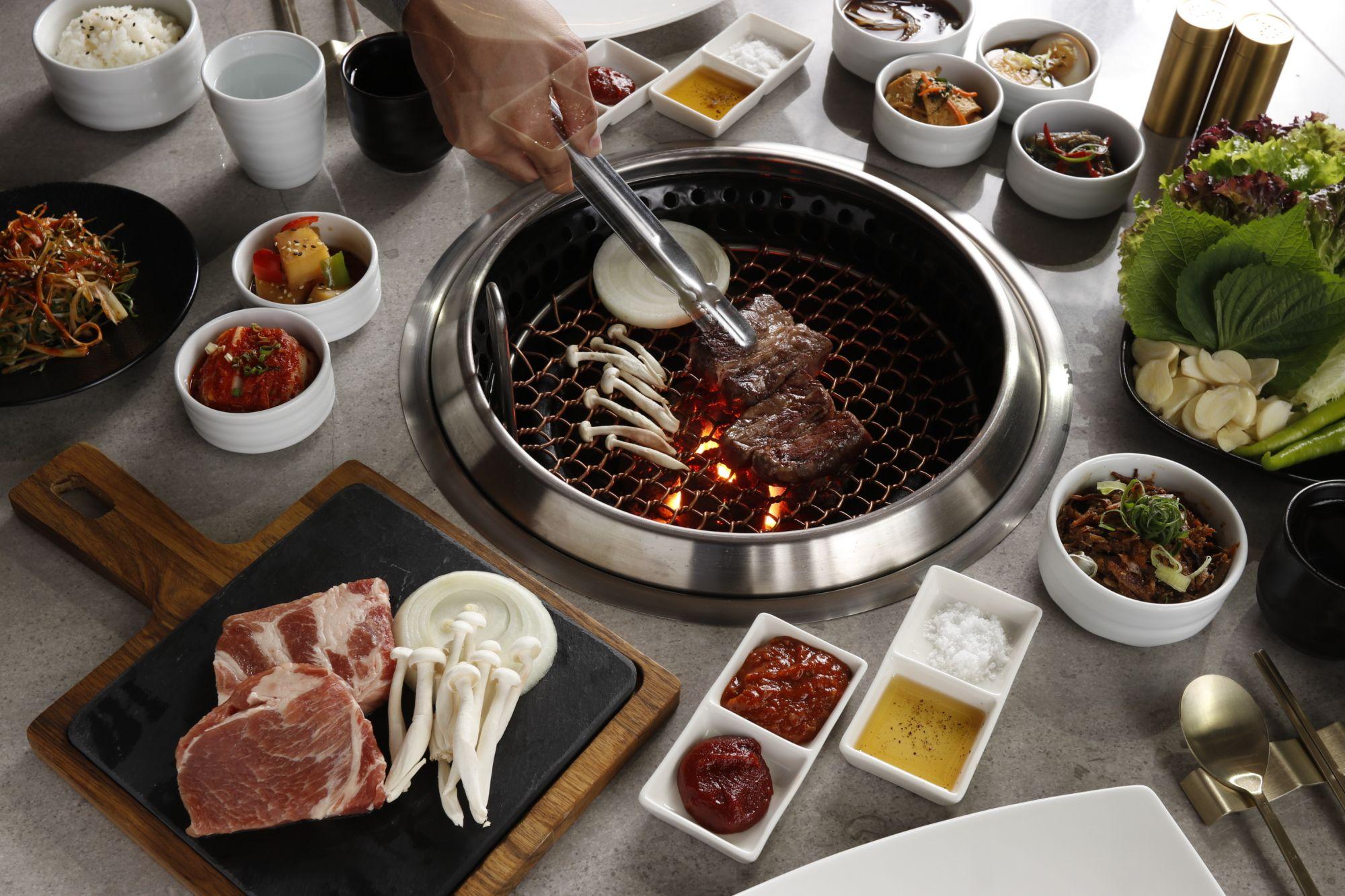 How To Celebrate Korea's Thanksgiving Festival With Sheraton's Oori Restaurant
