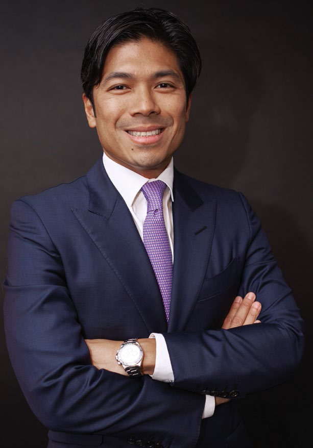 How To Run A Family Business: Marco Antonio of Century Properties Group
