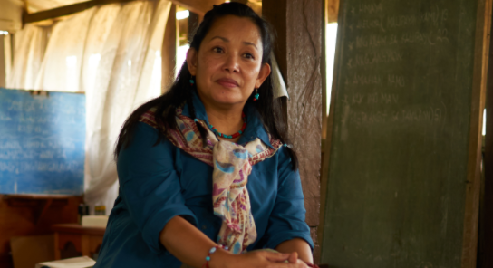 Get To Know 2020 Business for Peace Awardee Joji Pentoja And Her Journey With Coffee