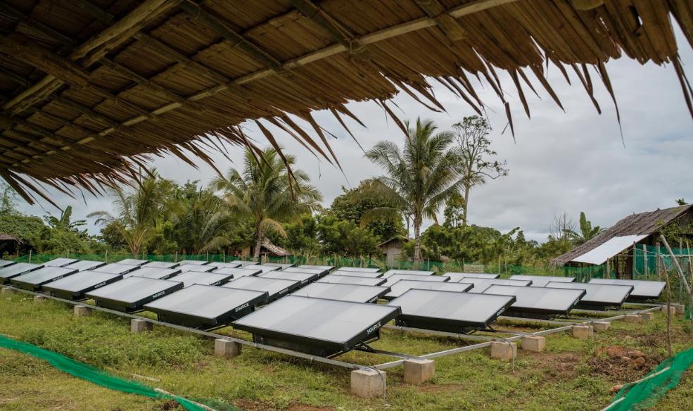 New Water Panels Provide Lifeline to Binta't Karis, An Indigenous Community in Palawan