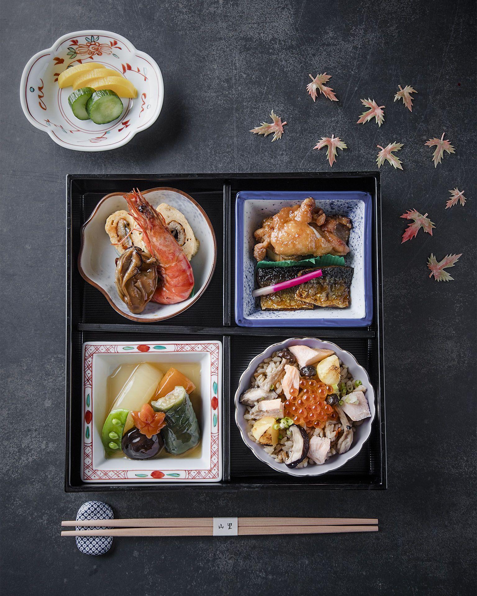 Hotel Okura's Yamazato Launches New Set Menus For Autumn