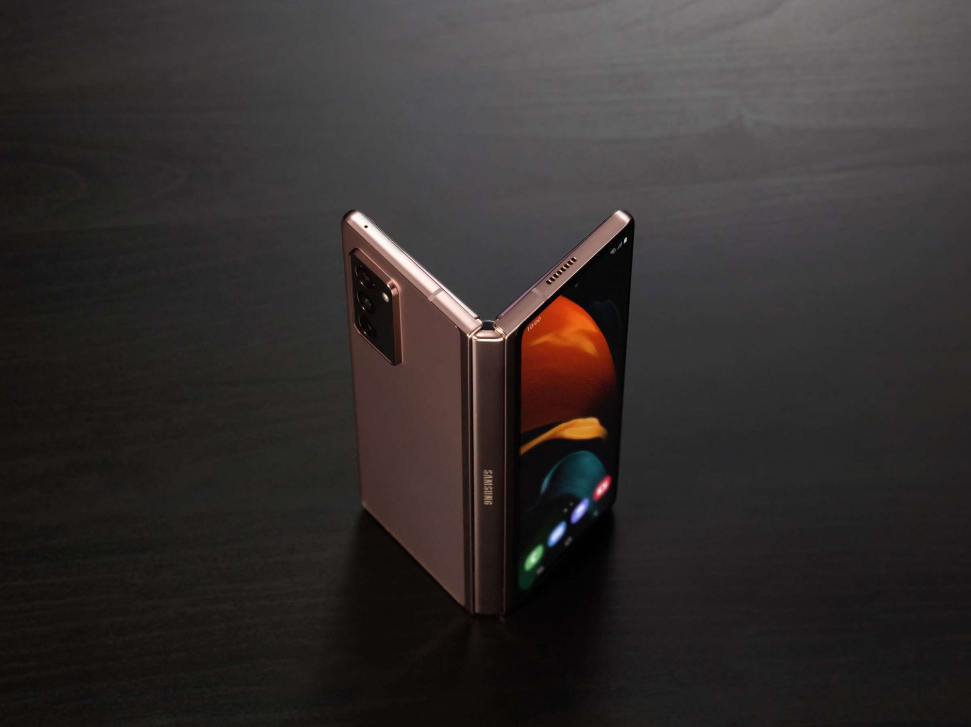 Tatler Deep Dive: All About The Galaxy Z Fold2 5G's Design, Made For The Multifaceted Individual