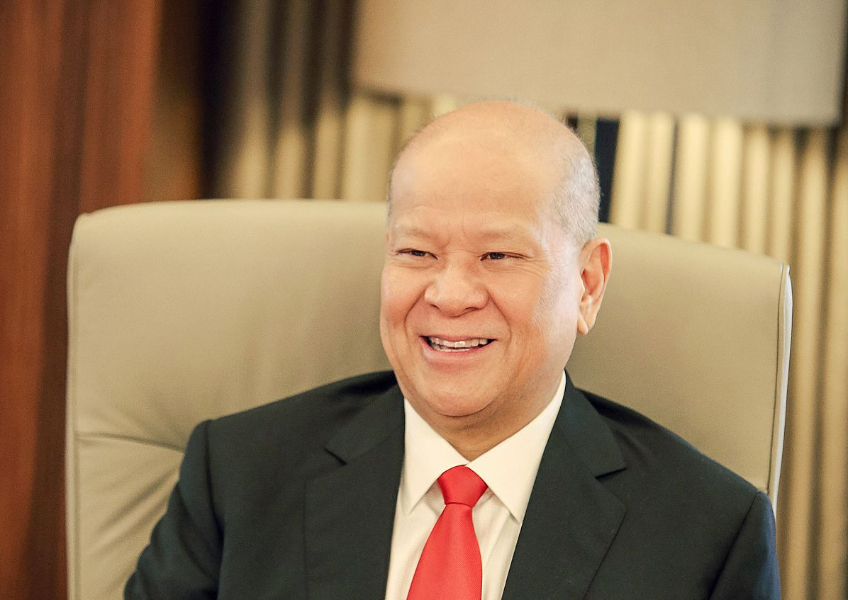 Ramon Ang Is Recognised For COVID-19 Response Efforts At The Asia CEO Awards 2020