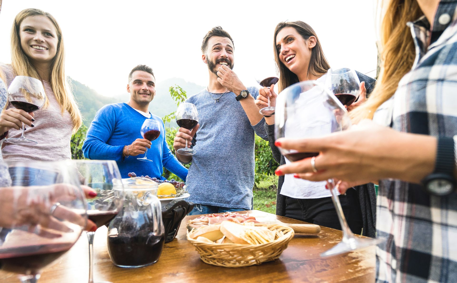 The word 'apéritif' comes from the Latin verb 'aperire,' which means to open. One drinks an aperitif to whet one's appetite.  © ViewApart / IStock.com
