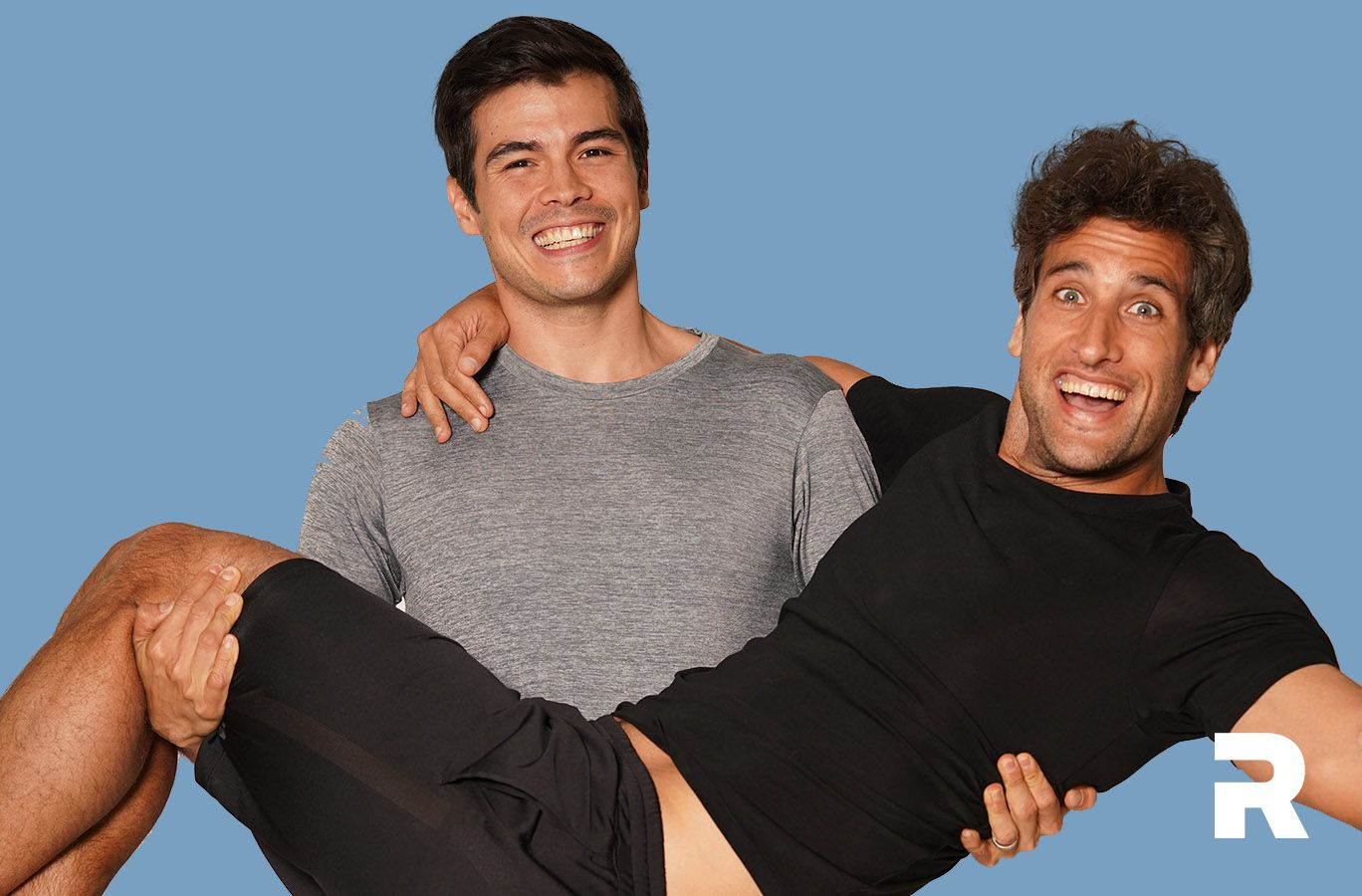 REBEL App by Nico Bolzico and Erwan Heussaff: Making Fitness Easy
