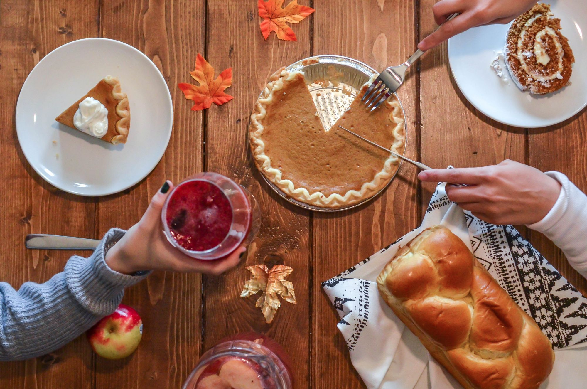 From Pumpkin Pie To Apple Cider: Autumn's Cosiest Recipes