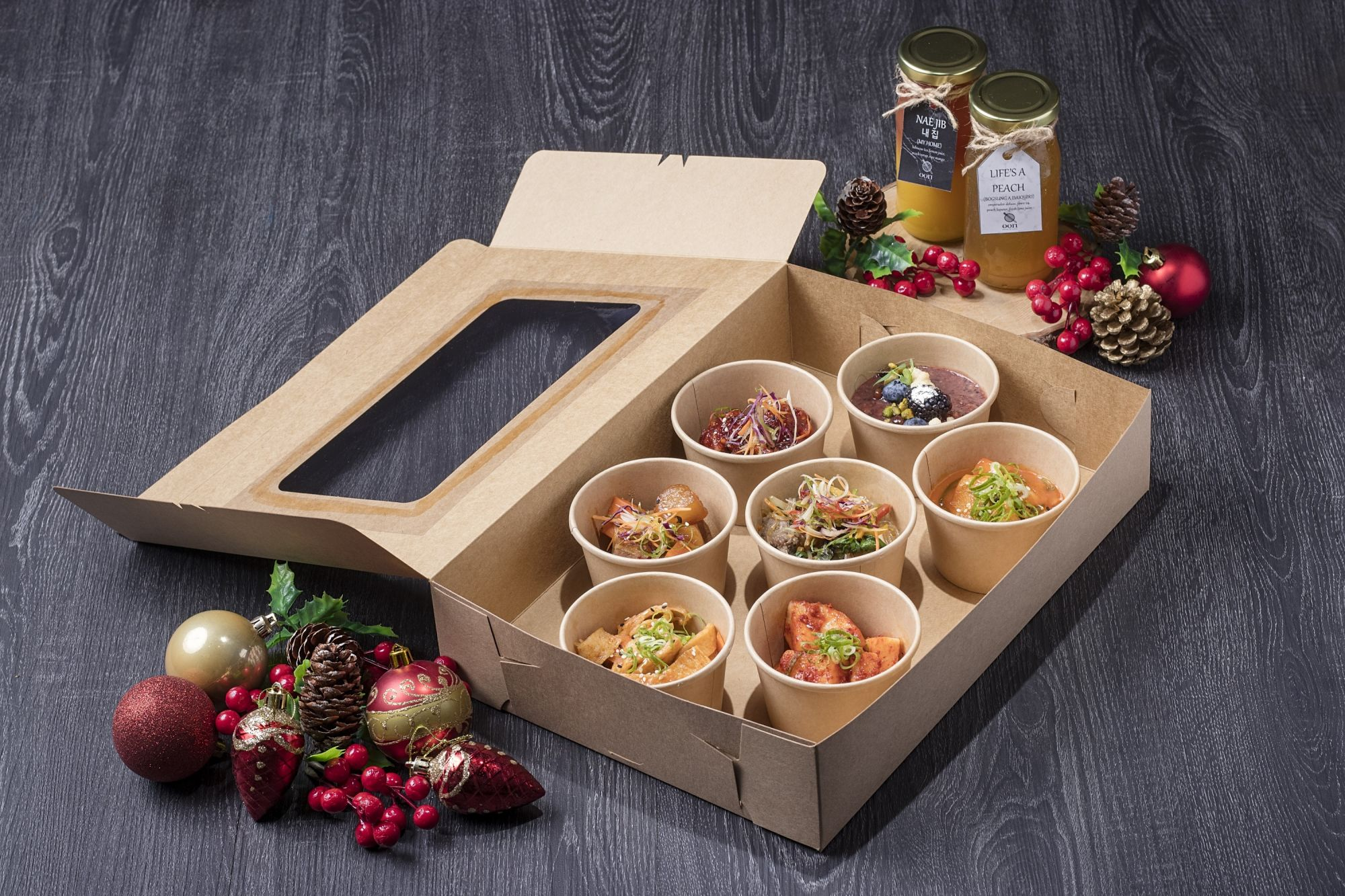 Bring Sheraton Manila's Festive Holiday Feasts Home As Early as Now