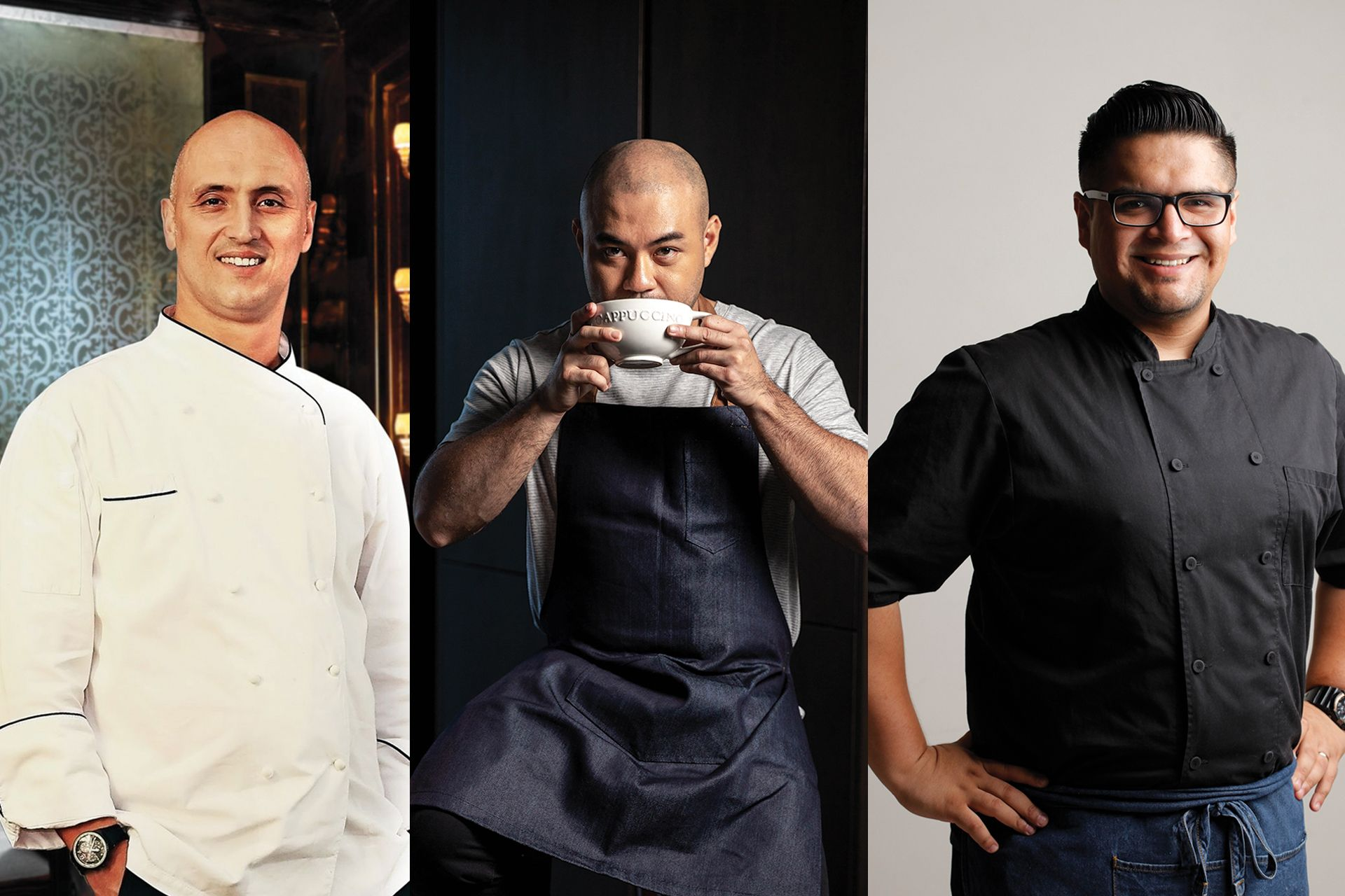 JP Anglo, Bruce Ricketts, And More: Best Chefs In The Philippines Tell Us Who Their Dream Guest Is