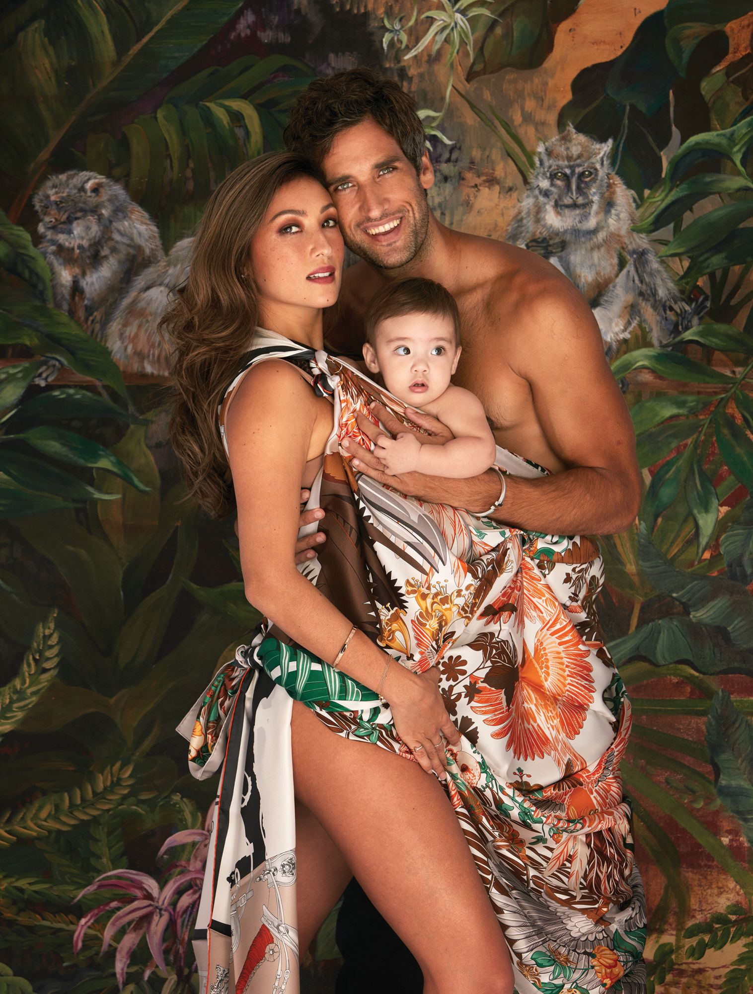 Cover Story: Nico Bolzico and Solenn Heussaff On Love, Life, And Their Daughter, Thylane