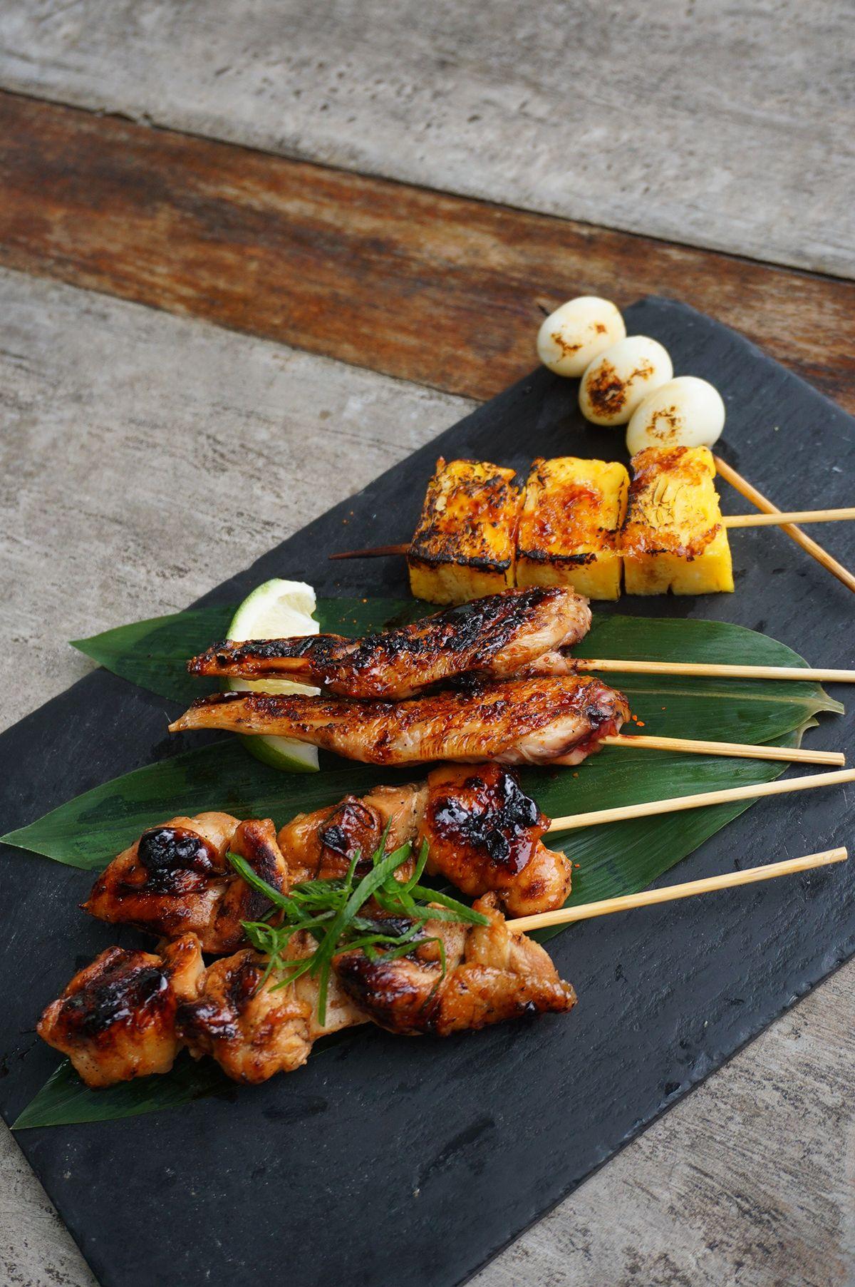 Dining Update: Nikkei Launches Juicy Free-Range Chicken Yakitori Dishes