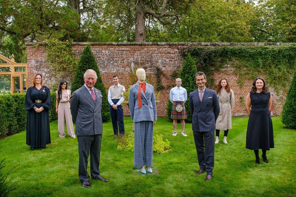 3 Things You Need To Know About Prince Charles' First Clothing Line