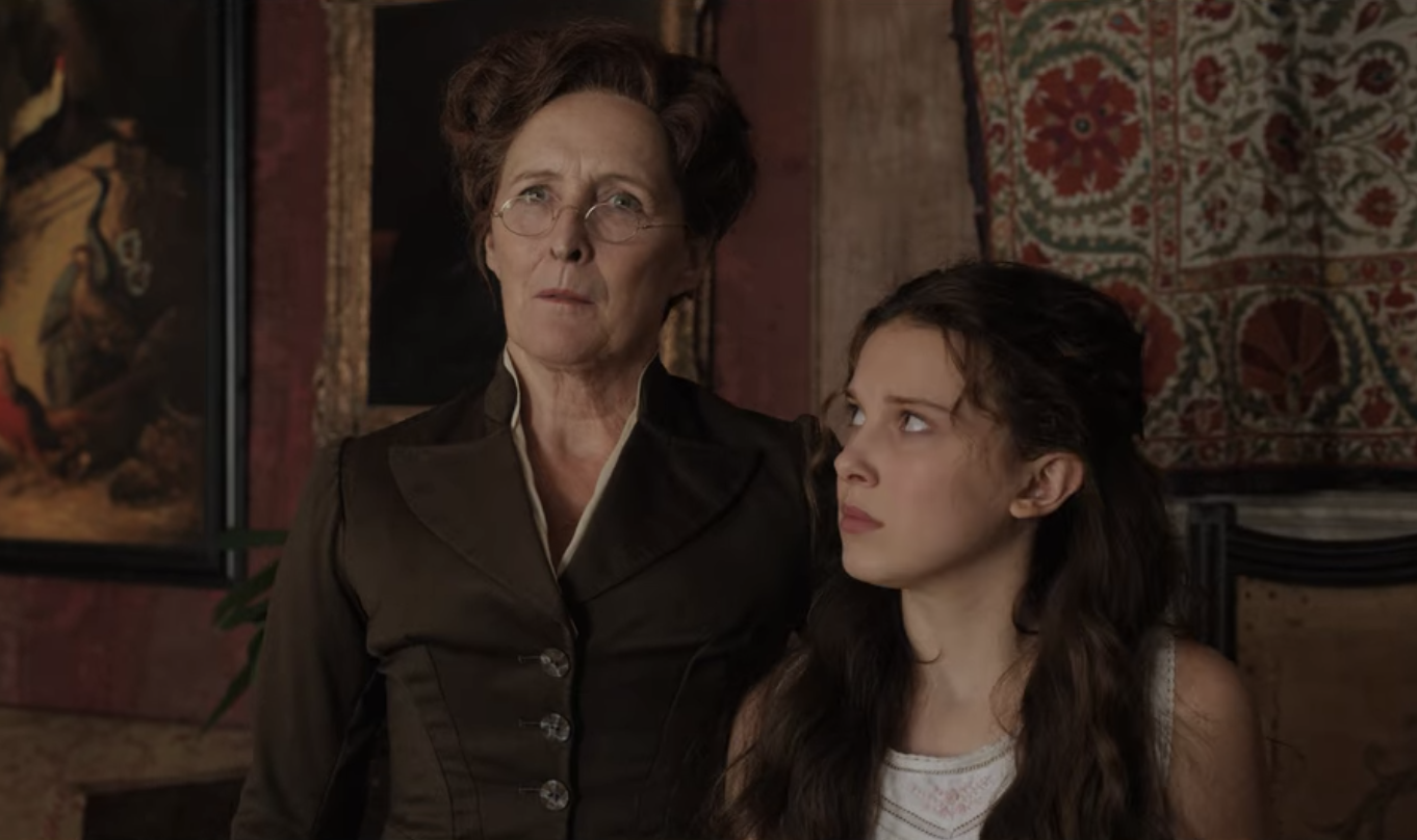 Tatler Review: Why The Whole Family Needs To Watch Enola Holmes (2020)
