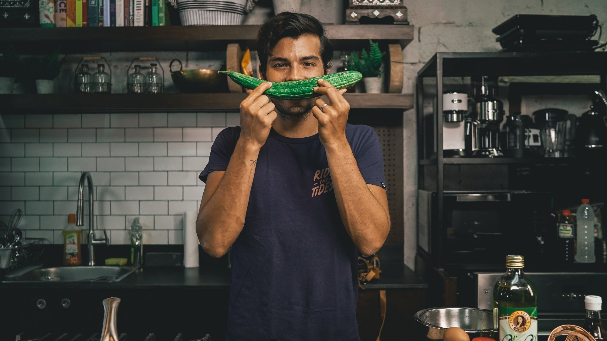 Fitness Tips: Erwan Heussaff On How To Balance Eating Well With A Healthy Lifestyle