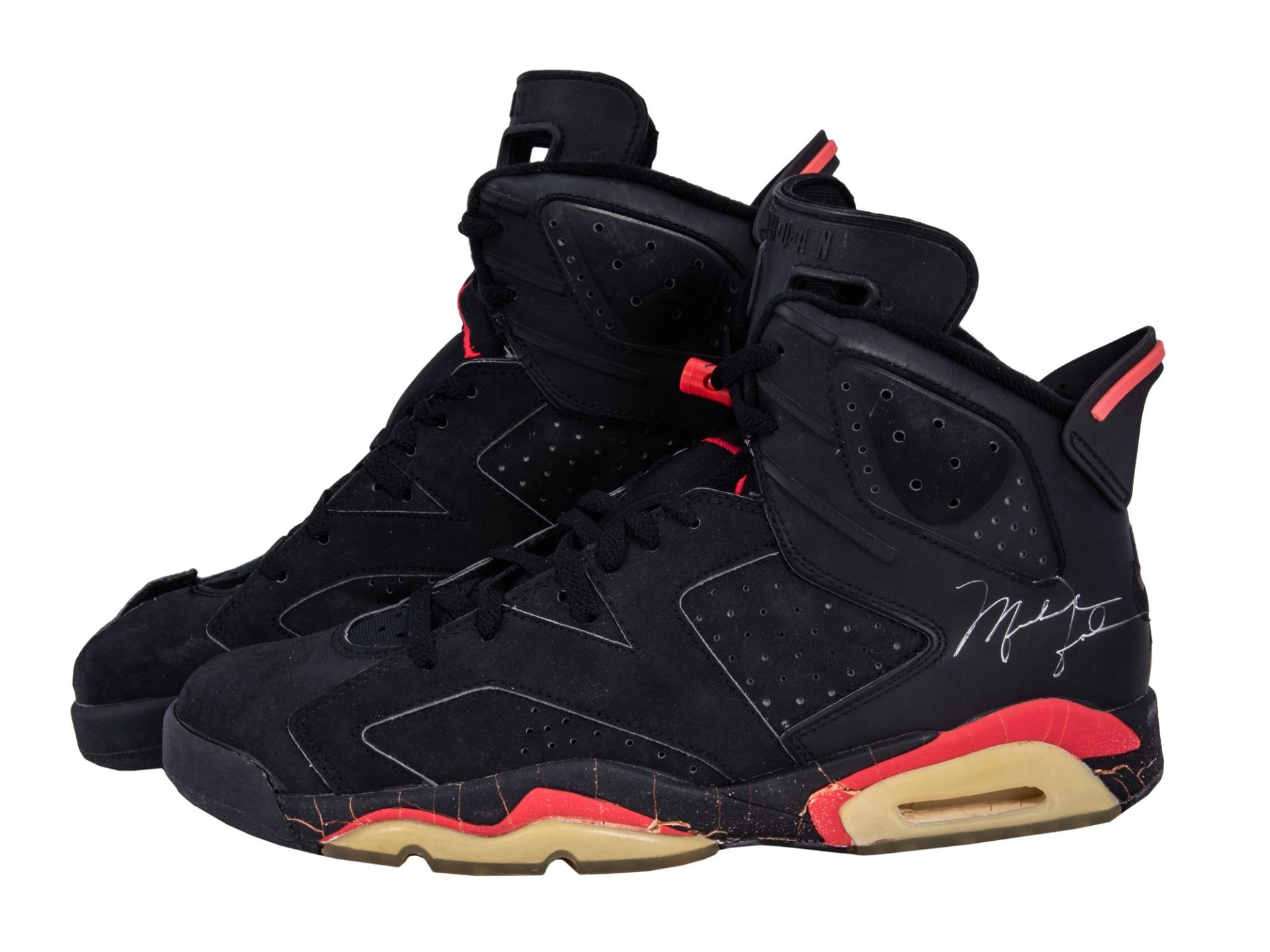 These Air Jordans Worn by Michael Jordan Could Become the Most Expensive Sneakers in History