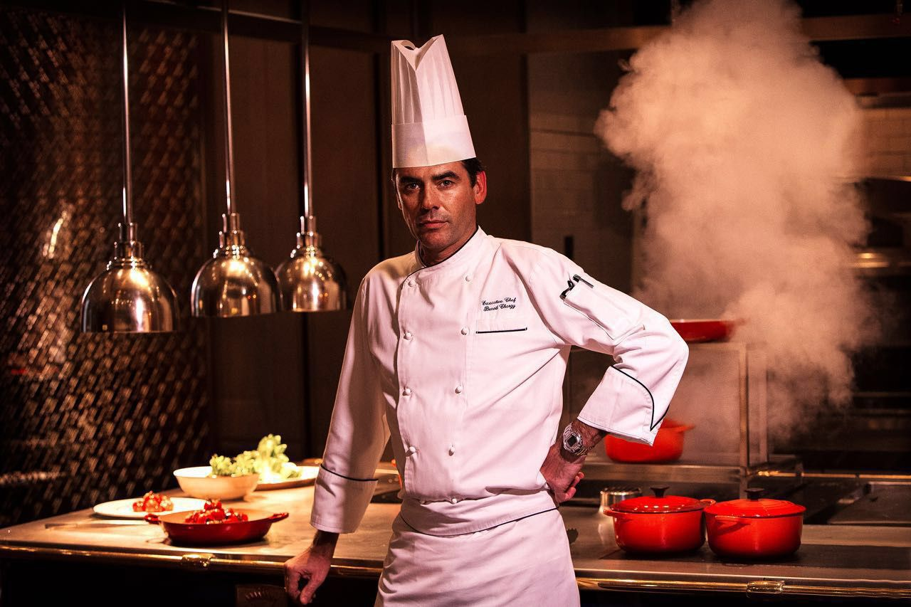 Chef Benoit Chargy Joins Hilton Manila As New Executive Chef