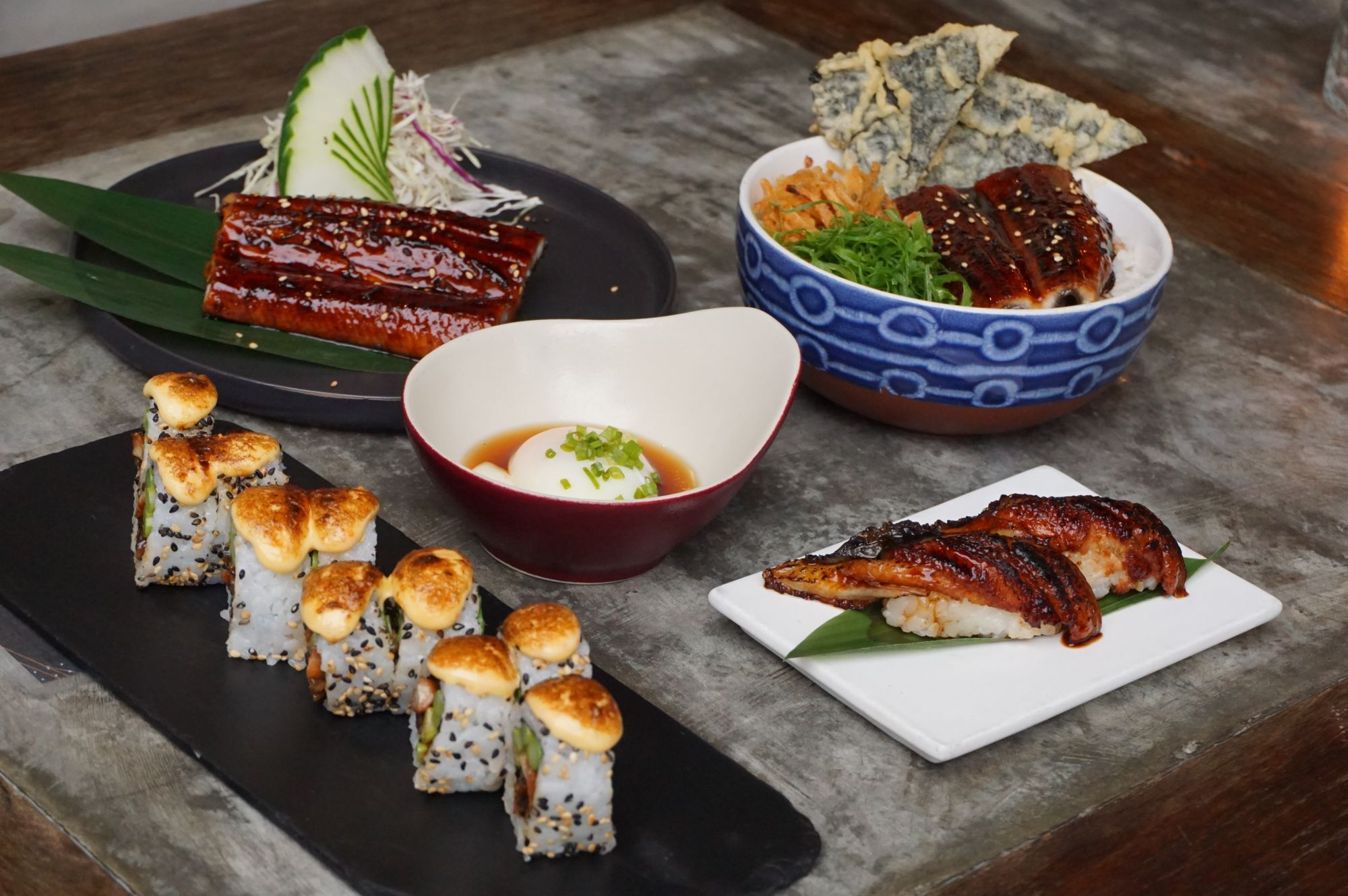 Dining Update: At Nikkei, There are More Reasons to Crave Unagi