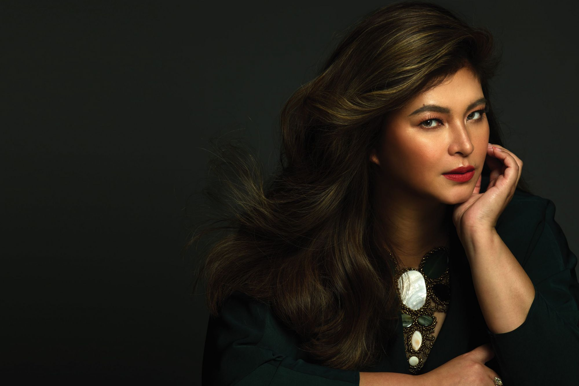 Angel Locsin Gets Candid About Her Advocacies For Tatler's Dec 2020 Cover