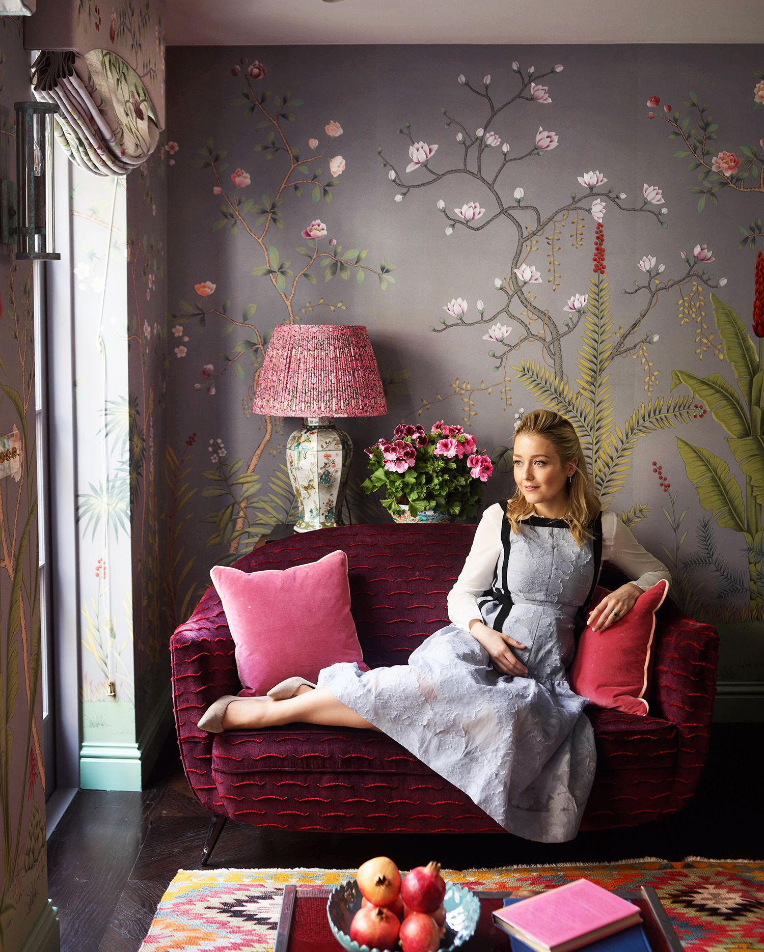 Home Tour: A Glimpse Of Hannah Cecil Gurney's Fanciful Battersea Home