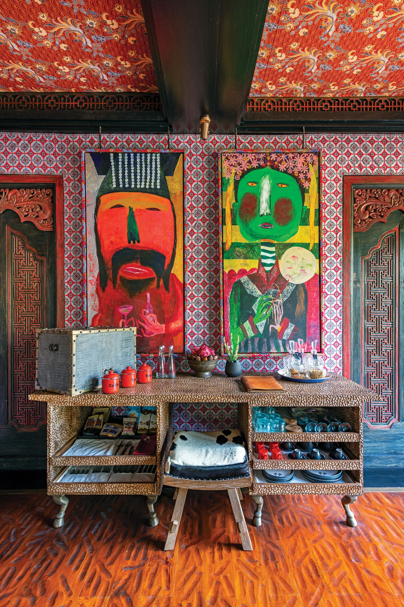 Inside Capella Ubud: The Bill Bensley-Designed Luxury Resort In Bali