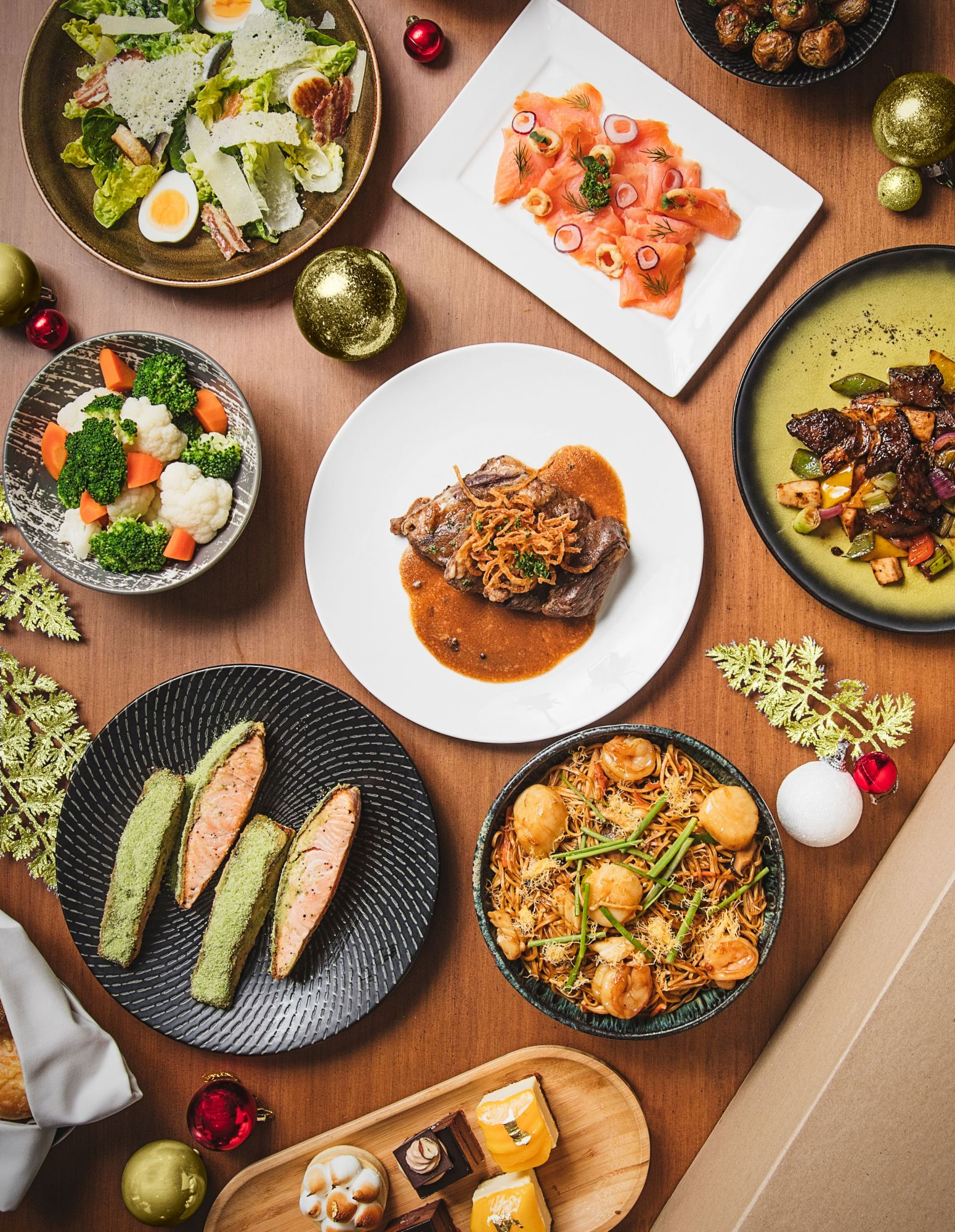 What To Eat This Christmas 2020: Have A Shangri-La At The Fort Feast