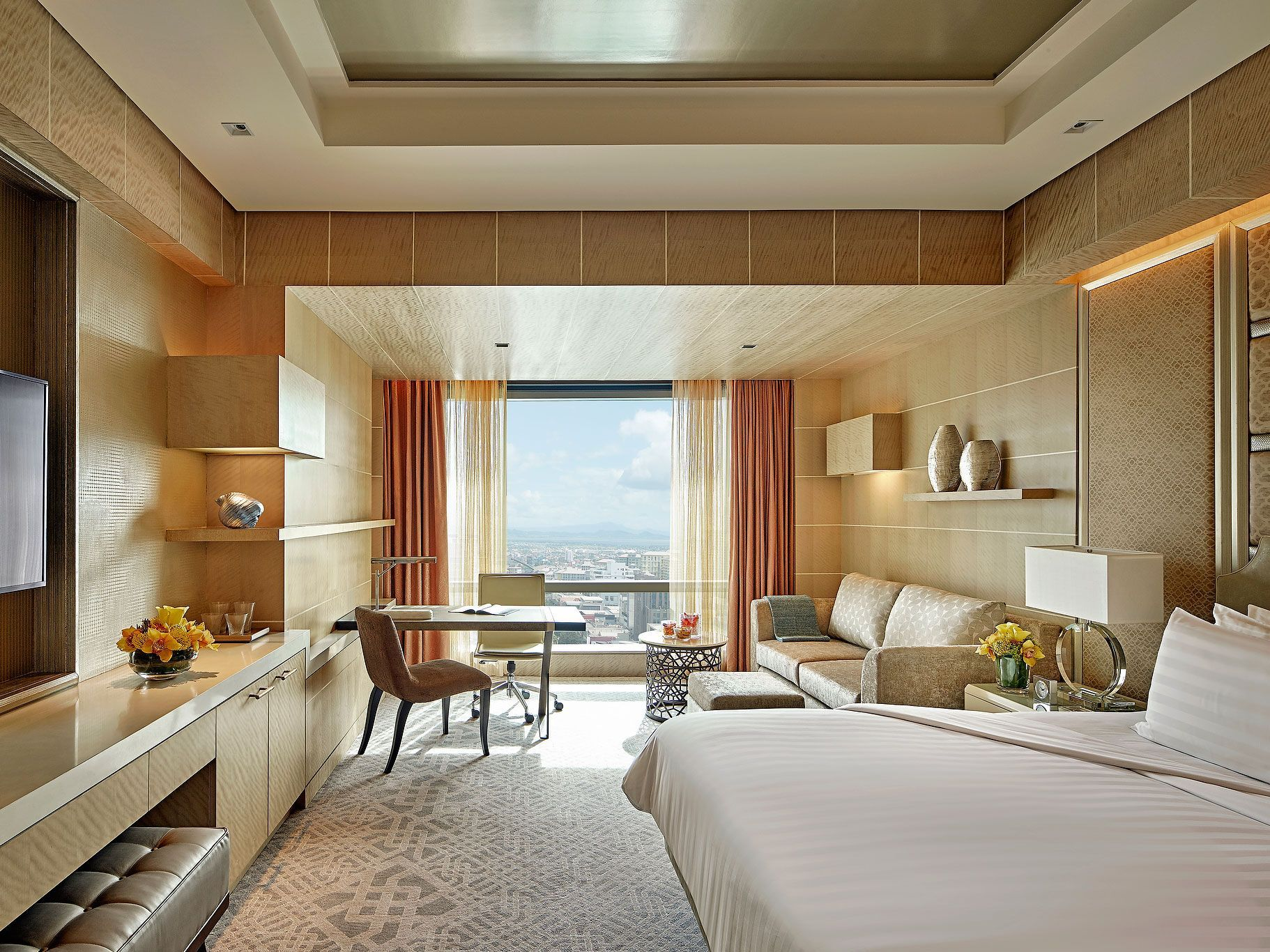 Shangri-La at The Fort: Have A Cosy Little Christmas Staycation In The City