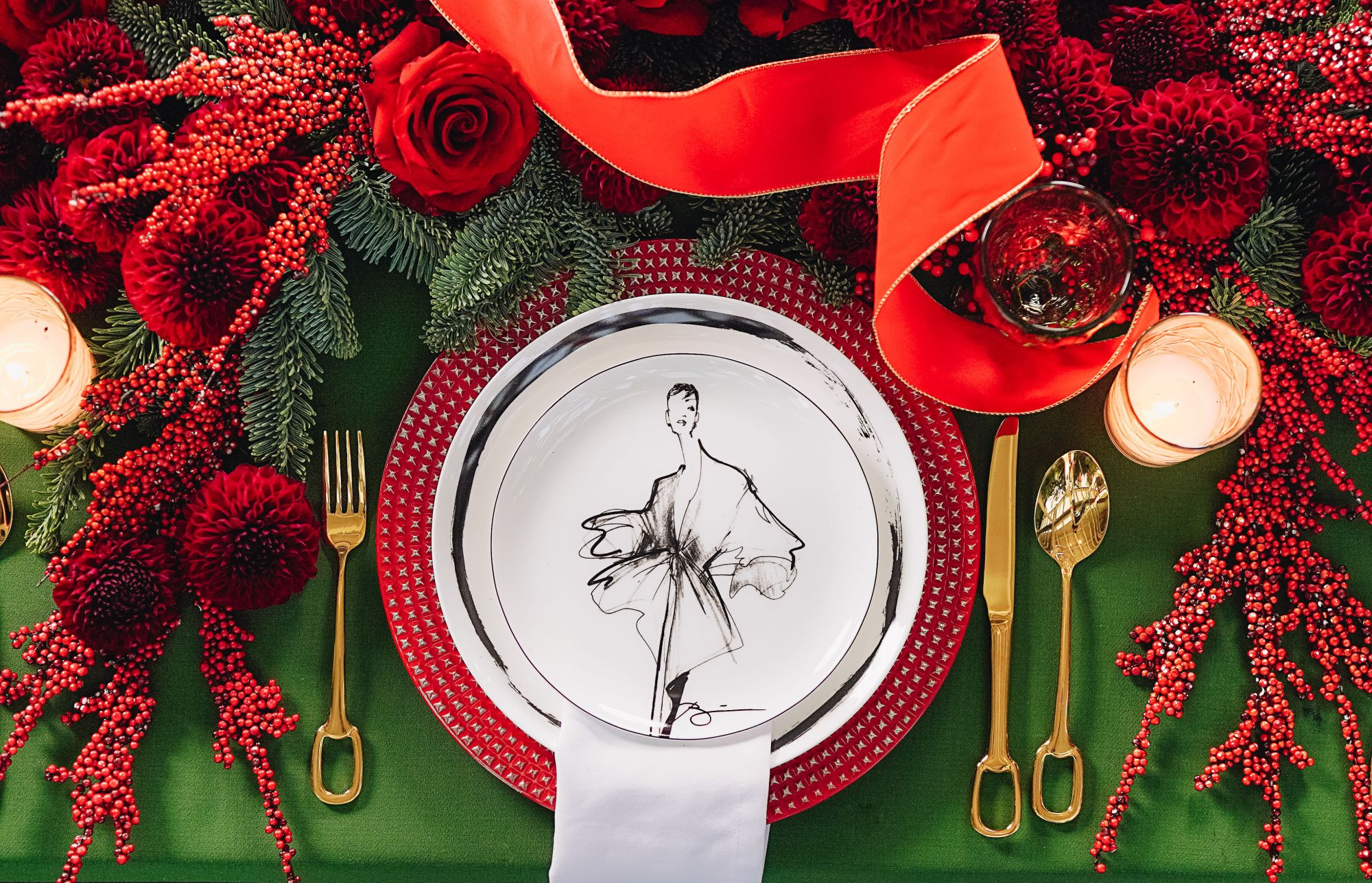 Rajo Laurel Unveils His Dinnerware Collection, And Yes, This Is Not A Typo