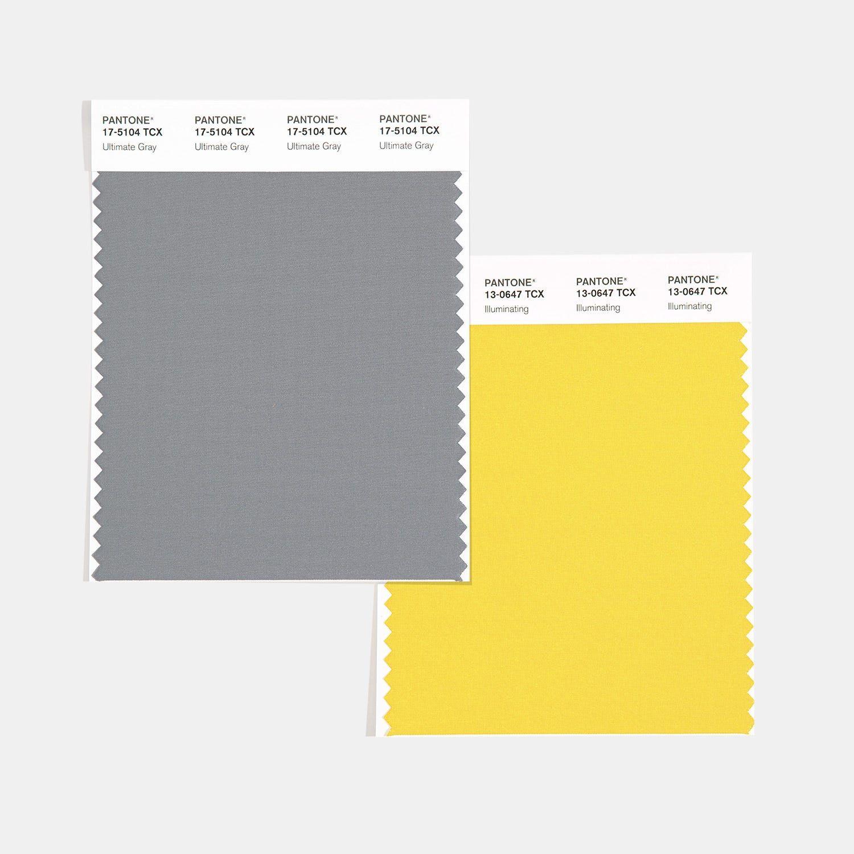 Ultimate Grey And Illuminating Yellow: 5 Pantone Inspired Dresses To Celebrate 2021