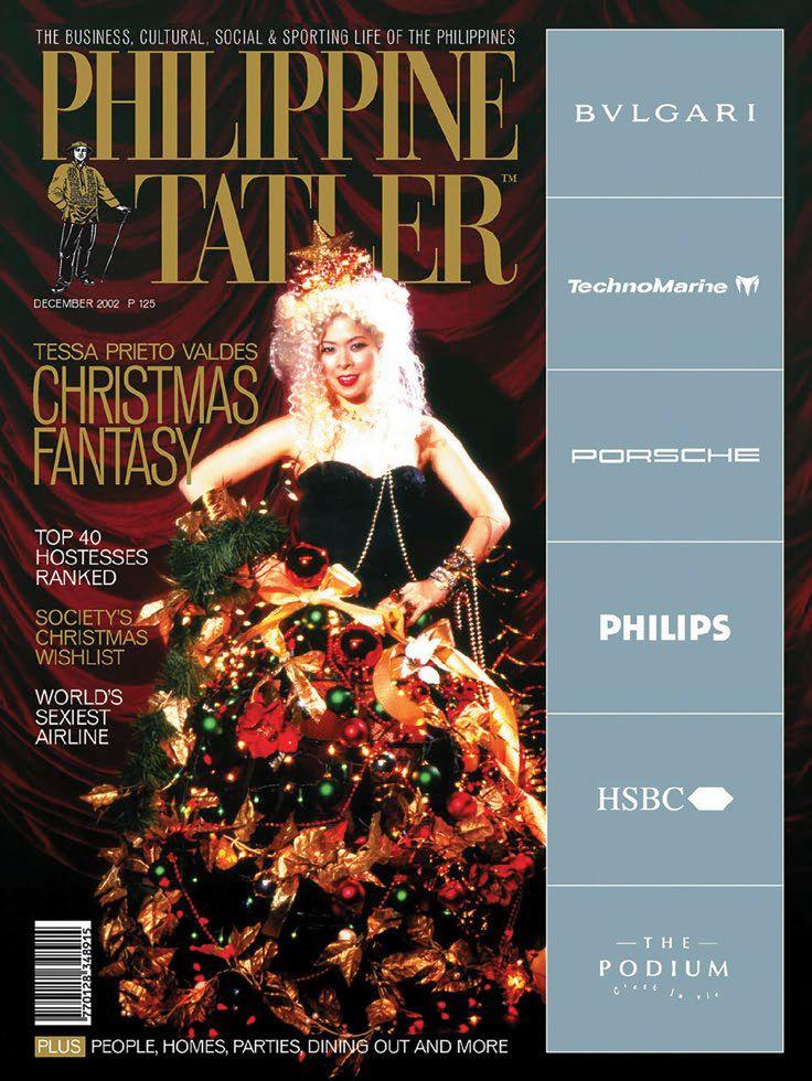Tatler Time Travel: Revisiting Tessa Prieto Valdes' Iconic 2002 Cover