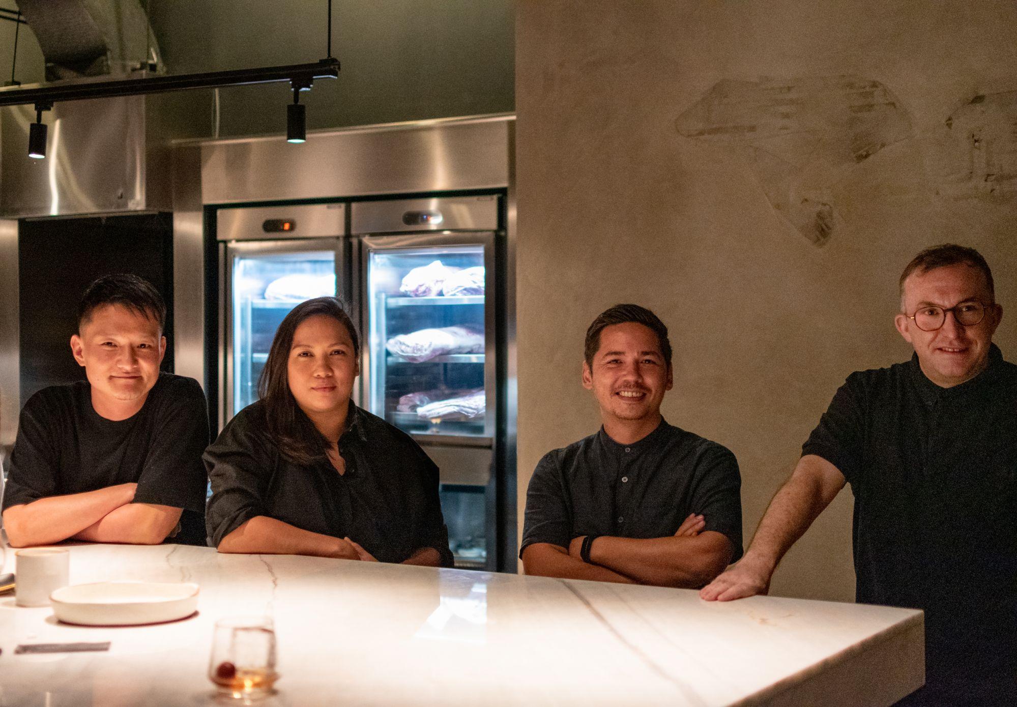 Wagyu Studio: Manila's Best Chefs Create Four-Hands Dinners