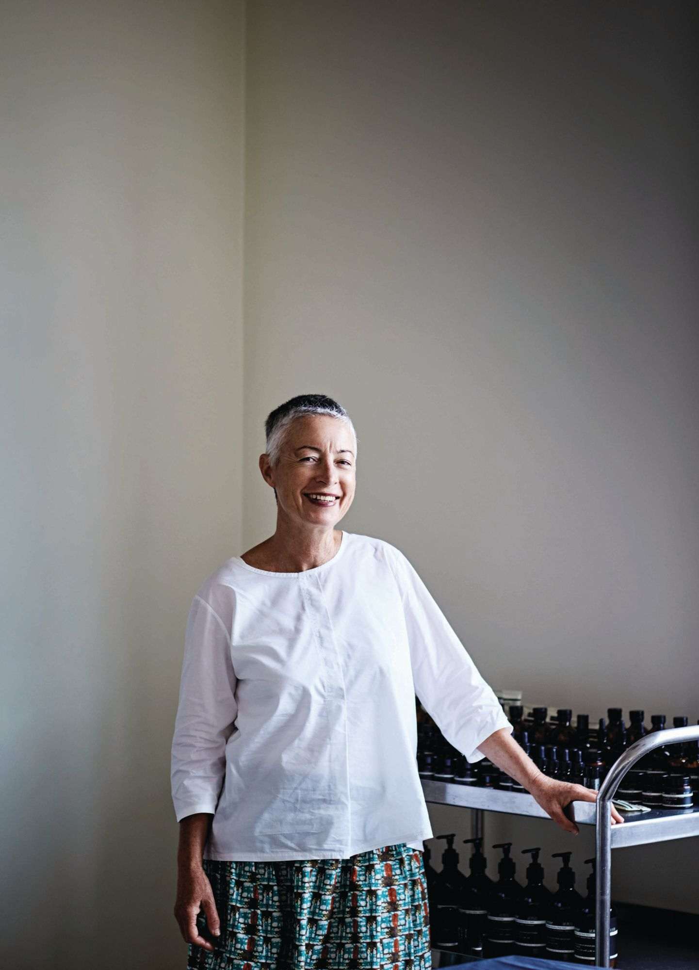 Aesop Co-Founder Suzanne Santos On How They Did Things Differently