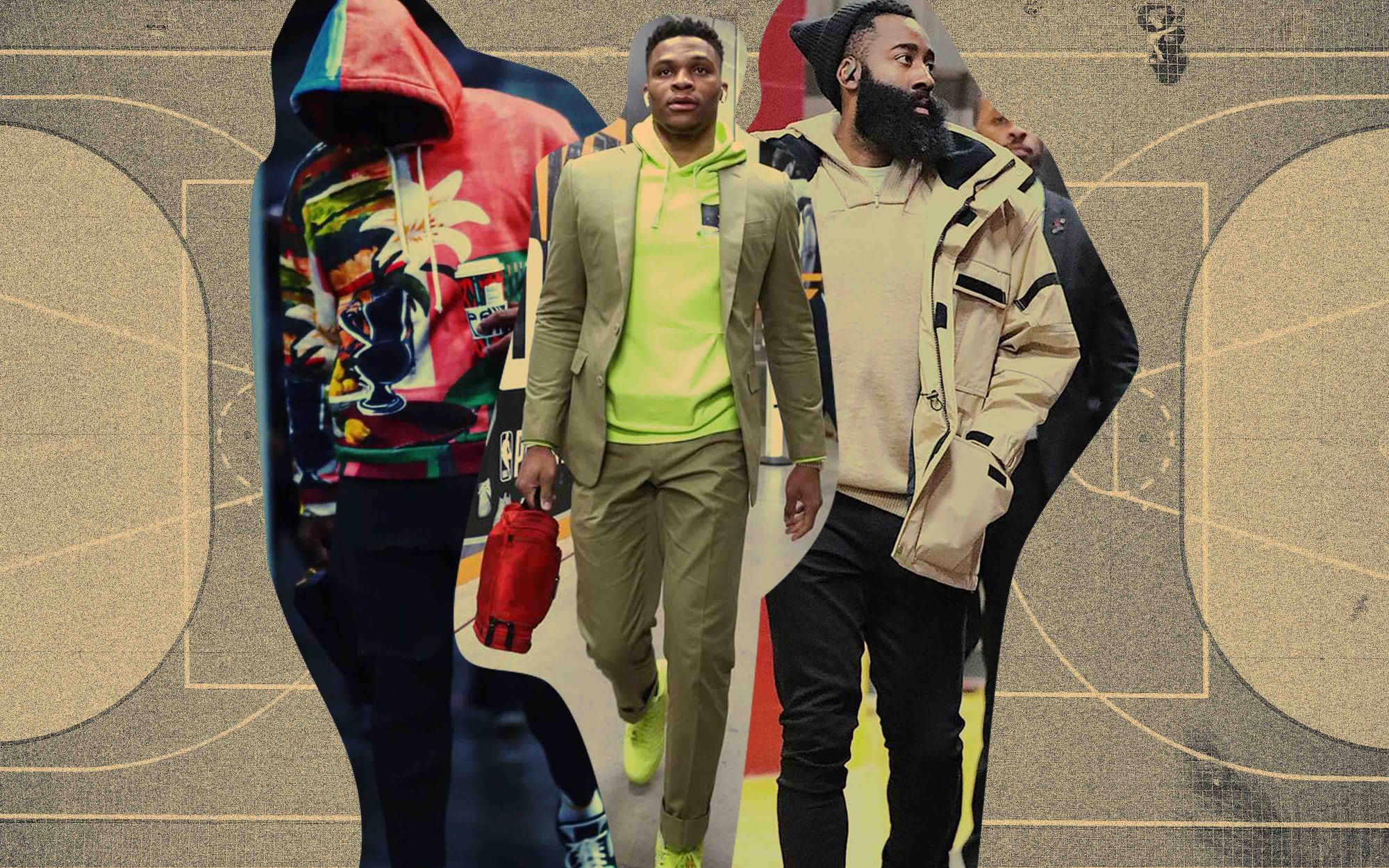 6 NBA Players And Their Most Stylish Outfits Off-Court: Lebron James, Kelly Oubre Jr, James Harden