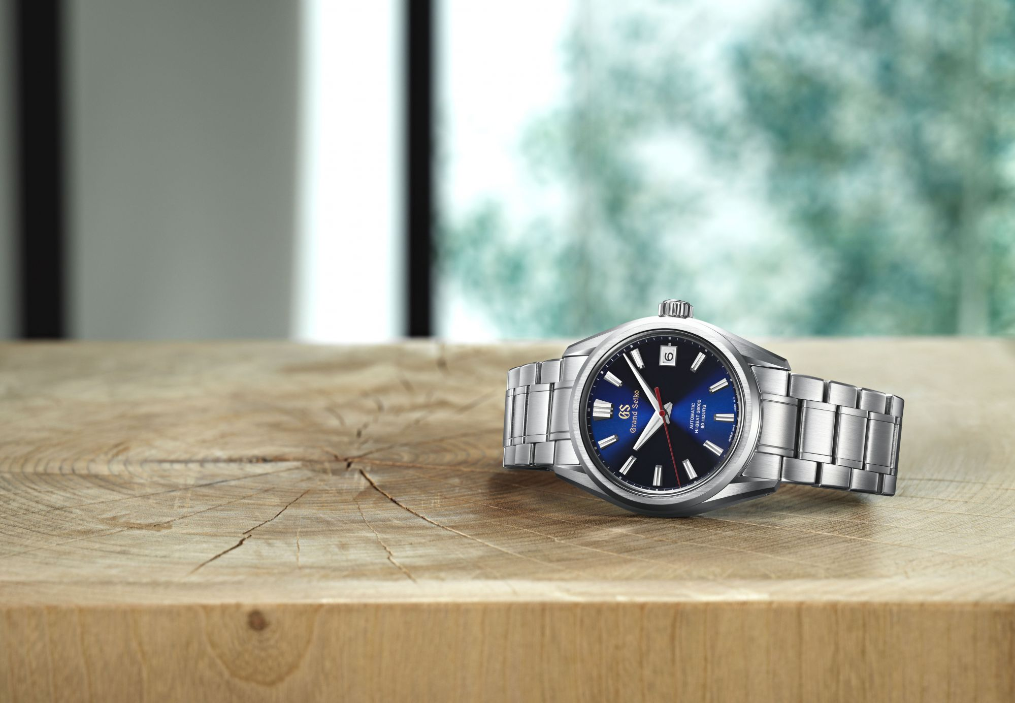 Grand Seiko Releases New Timepieces To Celebrate Its 60th Anniversary