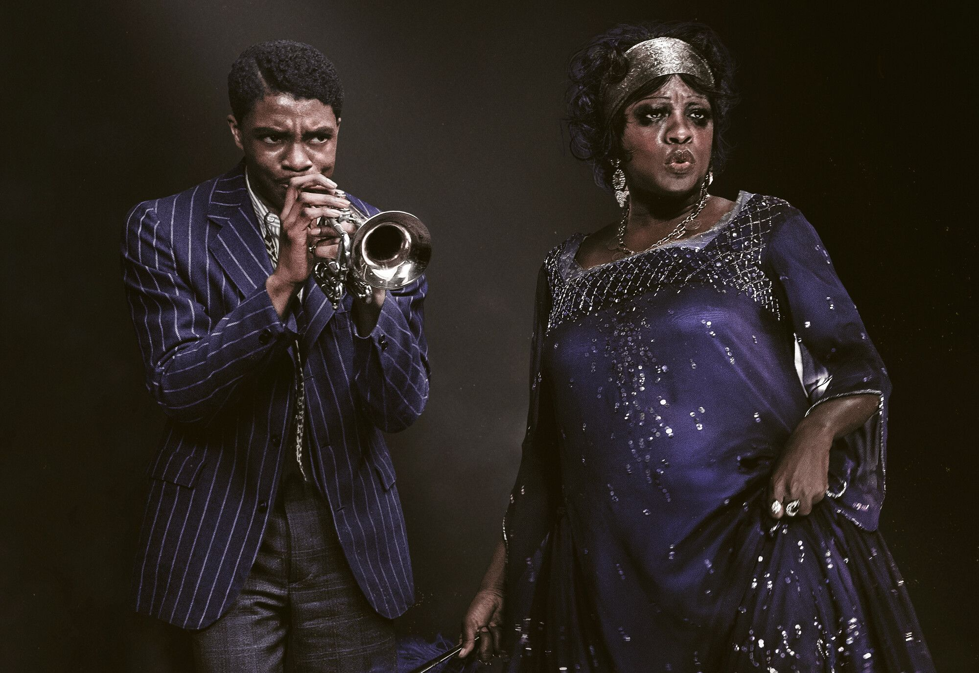 20 Hollywood Films Of 2020 That Brought Cinema To Our Homes_Ma Rainey's Black Bottom