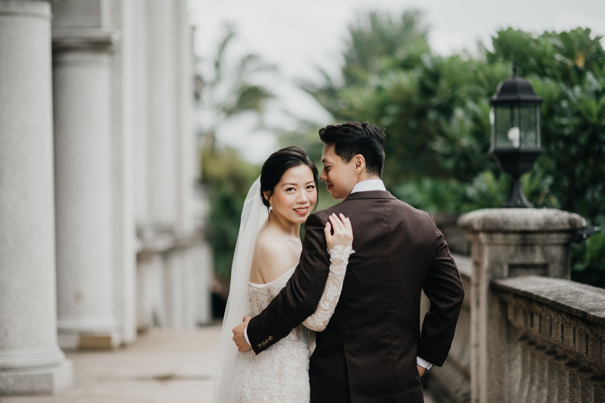 Tatler Weddings: Yvonne Yao And Dennis Lee Tie The Knot